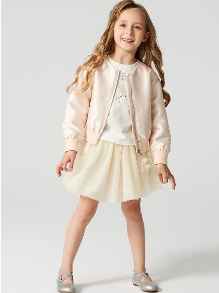 蜜糖宝贝 Mittit Baby童装品牌2020春夏休闲夹克衫
