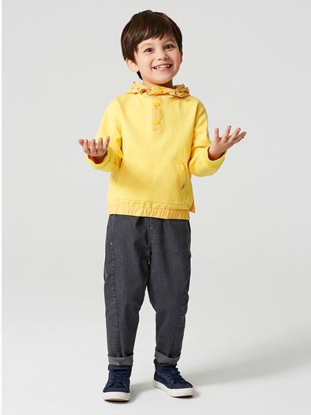 蜜糖宝贝 Mittit Baby童装品牌2020春夏休闲卫衣