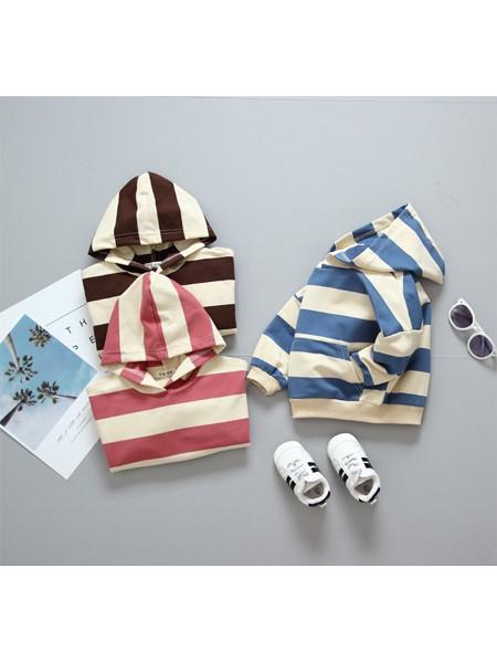 棒棒猫童装品牌2020春夏运动套装宝宝装