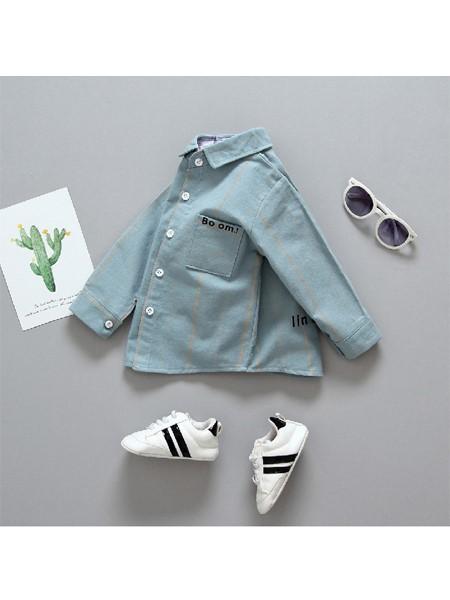 棒棒猫童装品牌2020春夏时尚小夹克衫