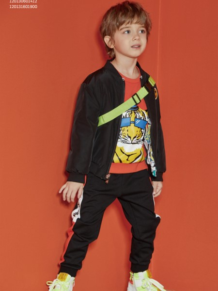 MQD童装品牌2020春夏休闲夹克衫