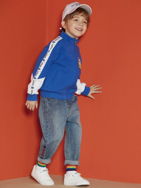 MQD童装品牌2020春夏运动外套