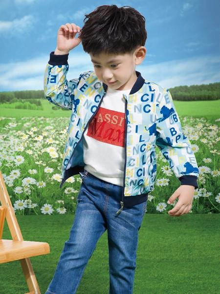 铅笔俱乐部童装品牌2020春夏休闲夹克衫