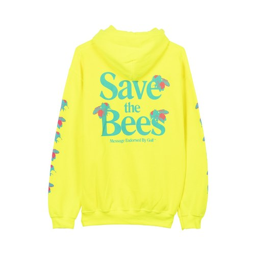 Golf Wang童装品牌2020春夏纯色简洁印字卫衣