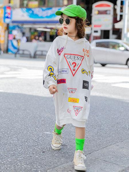 麦可思女童格子衬衫春装2020新款洋气中长款时髦大童上衣儿童开衫