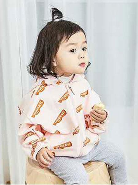 初礼firstgive童装品牌2020春夏新款可爱婴童长袖上衣