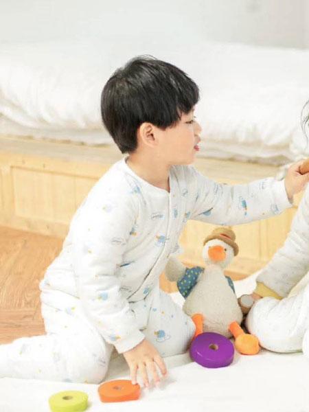 ABC KIDS童装品牌2020春夏新款小童睡衣