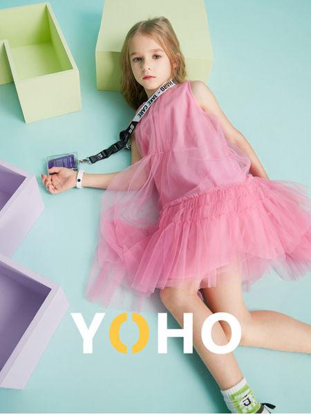 MQD童装品牌2020春夏新款粉色连衣裙