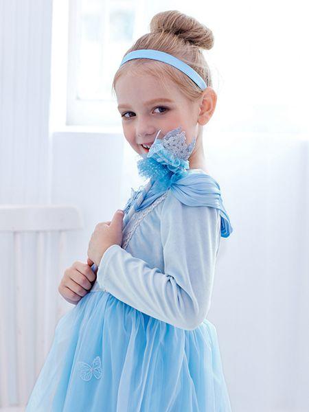 梦幻派对童装品牌2020春夏新款仙蒂公主cos服装