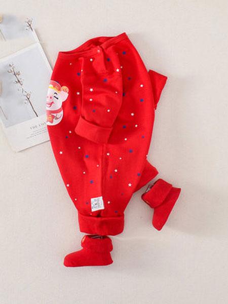 爱尼迪童装品牌2020春夏新款婴儿春秋装衣服长袖