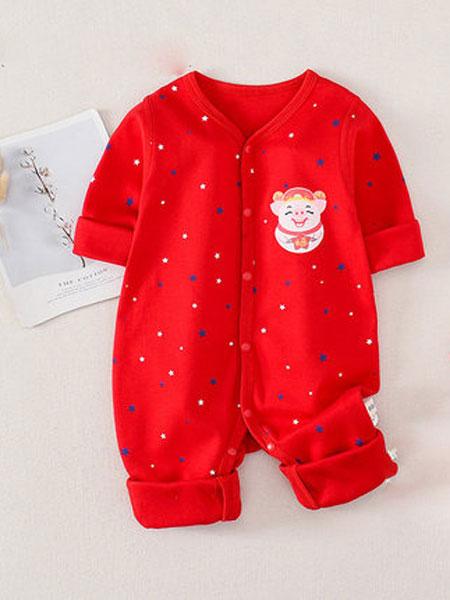 爱尼迪童装品牌2020春夏新款婴儿春秋装衣服童装长袖
