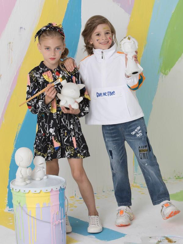 捷米梵童装品牌2020春夏