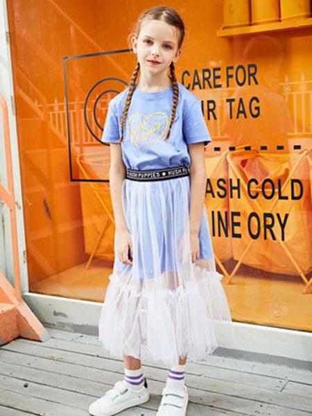 新款纯色长款透纱长裙