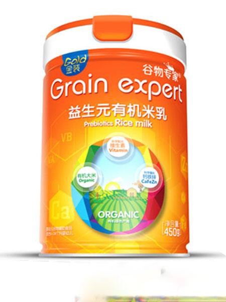 谷物专家婴儿食品2020春夏有机米乳