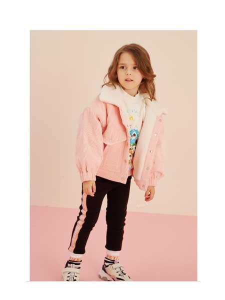 �甜童�b品牌2020春夏加�q棉衣