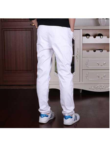 斯潘古尔童装品牌2020春夏休闲长裤中大童舒适单裤