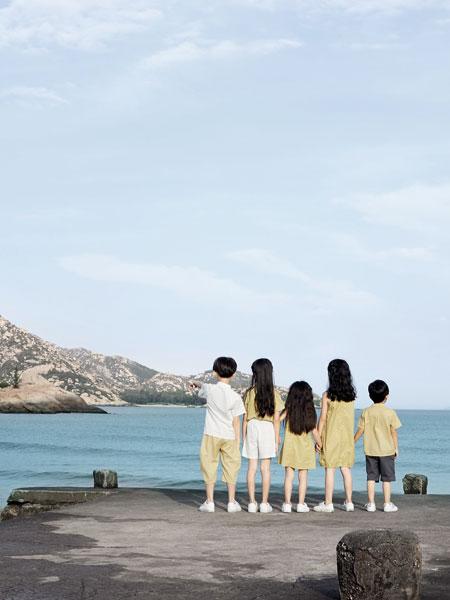 森虎儿童装品牌2020春夏新款童装系列