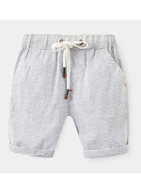 WELLKIDS童装品牌2020春夏新款男童五分裤 儿童中腰宽松运动裤
