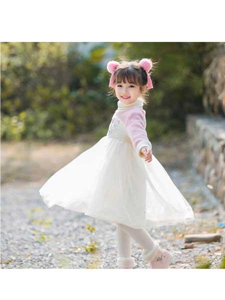 木棉印记童装品牌2020春夏儿童唐装女童复古刺绣连衣裙春装中国风小女孩公主裙襦裙