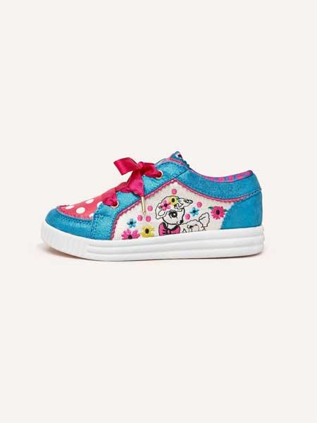班队长BANDZ童装品牌2020春夏低帮涂鸦运动鞋