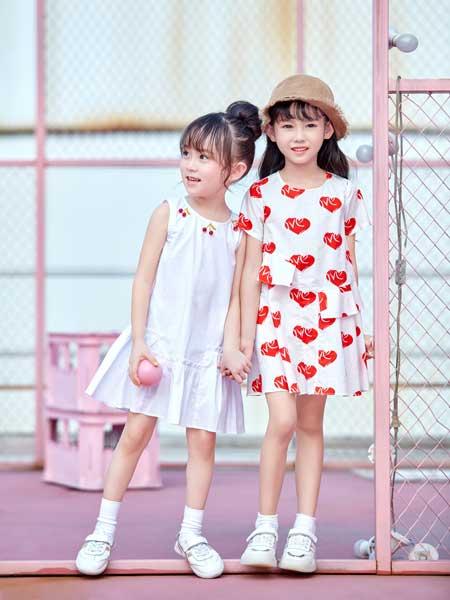 DIZAI龙8品牌2020春夏涂鸦图案连衣裙