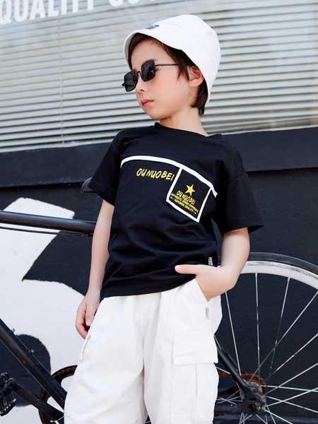 DIZAI童装品牌2020春夏纯棉短袖