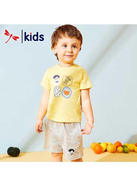 红蜻蜓KIDS童装品牌2020春夏纯棉T恤