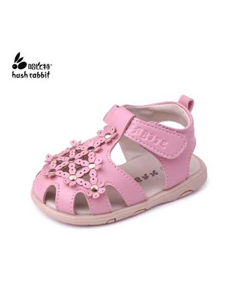 哈比特童鞋品牌2020春夏女宝宝凉鞋婴幼儿学步鞋防滑公主凉鞋