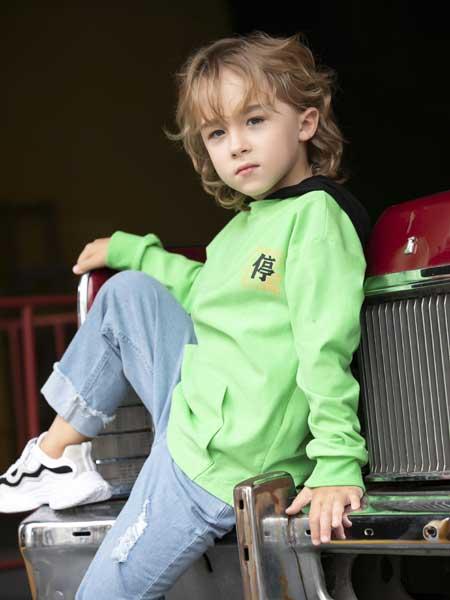BaDi Tiger童装传统文化与现代时尚完美结合