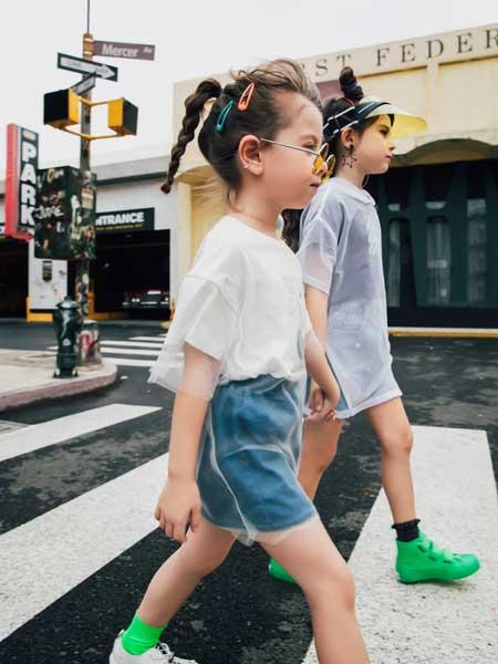 巴迪小虎BaDi Tiger童装品牌2020春夏纯棉短袖T恤