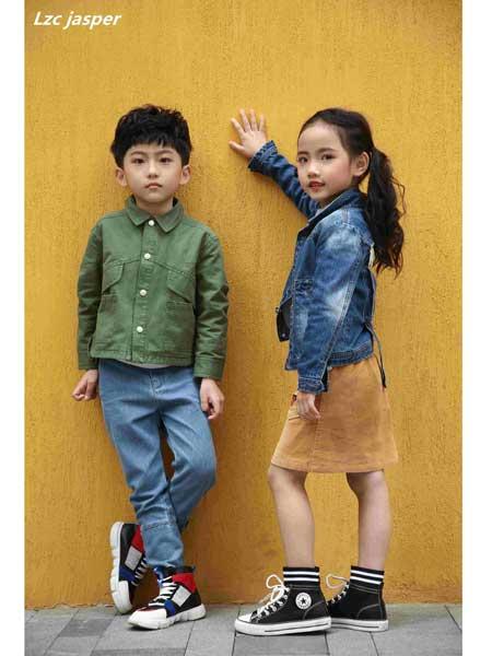 贾斯珀Lzc jasper童装品牌2020春夏休闲夹克衫
