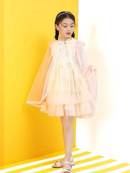 艾宝依童装品牌2020春夏