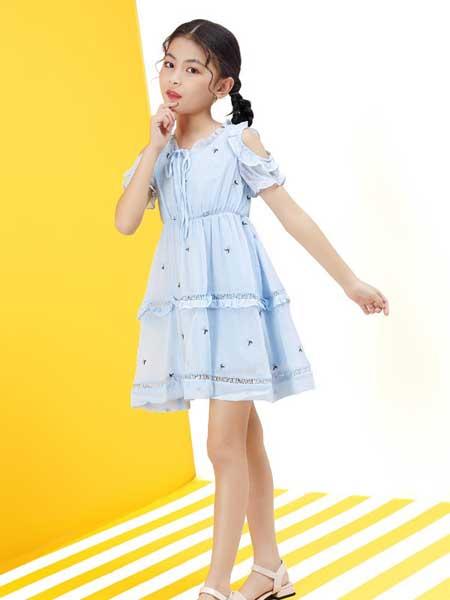 艾宝依童装品牌加盟优势多,遇见就是幸福