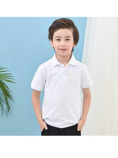 若可可童装品牌2020春夏儿童白衬衫长袖纯棉胖童装男童中大童加肥加大白衬衣大码宽松春秋