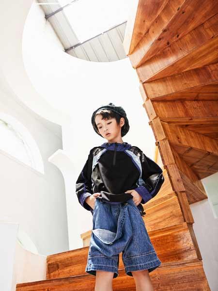 艾米艾门品牌精心创作优质环保时尚童装
