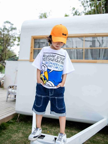 TU童装品牌带给你爆棚的时尚感,为轻奢定制男童服装