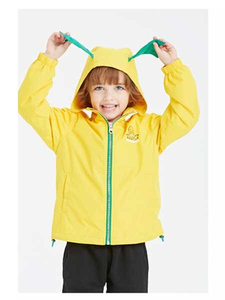 龙宝部落Conlood童装品牌2020春夏休闲棒球服