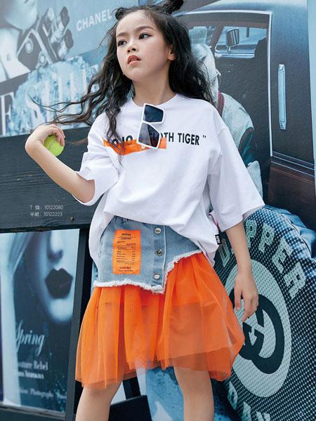 JOJO童装品牌2020春夏纯棉T恤