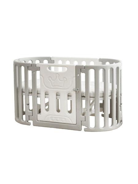 哈哈鸭婴童用品2020春夏室内宝宝玩耍防护栏塑料安全可爱儿童游戏围栏