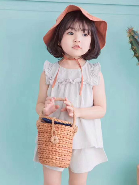 宾果童话童装品牌2020春夏甜美可爱套装