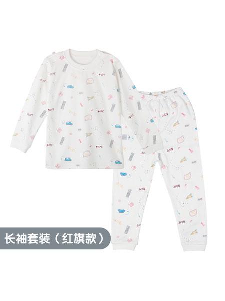 拓远童装品牌2020春夏新款婴幼儿睡衣纯棉儿童内衣套装纯棉儿童短袖家居服