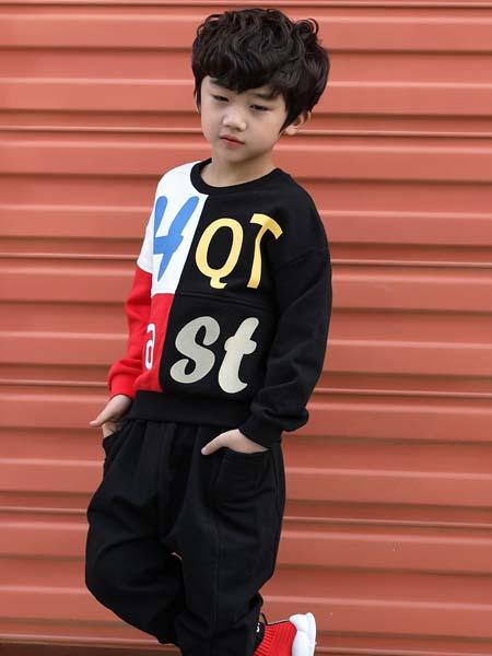 红蜻蜓KIDS童装品牌2020春夏T恤长袖