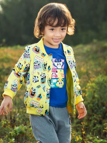 红蜻蜓KIDS童装品牌2020春夏印花外套