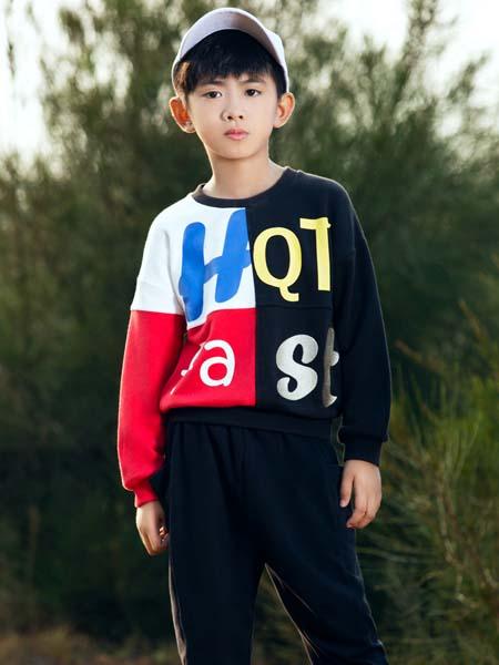 红蜻蜓KIDS童装品牌2020春夏长袖T恤