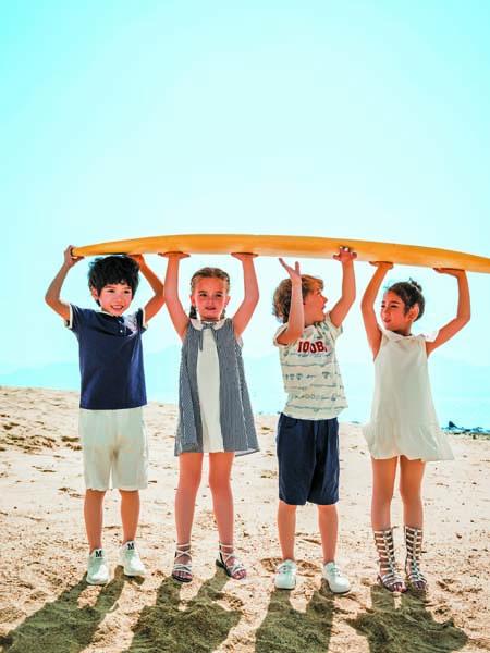 JOJOBO啾比乐童装品牌2020春夏T恤