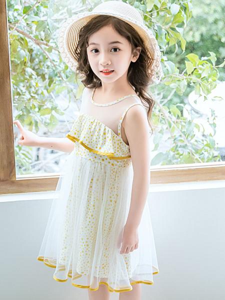 123童装童装品牌2020春夏连衣裙