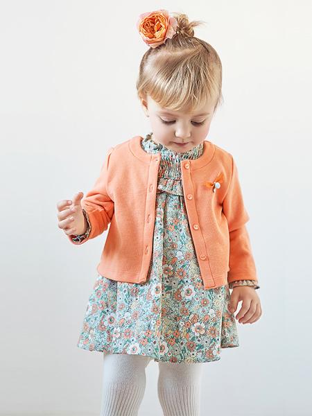 阿卡邦童装品牌2020春夏休闲开衫外套
