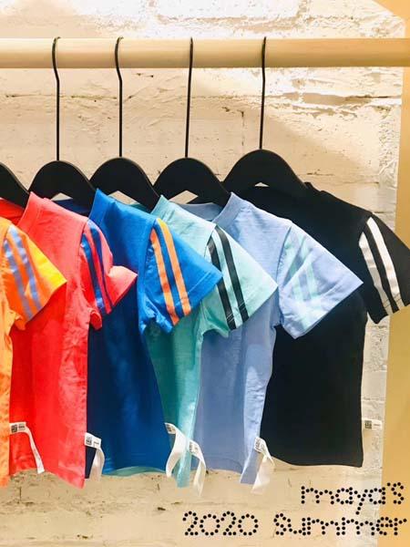 mayas童裝品牌2020春夏男童T恤