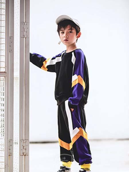 维尼叮当童装品牌2020春夏套装时尚