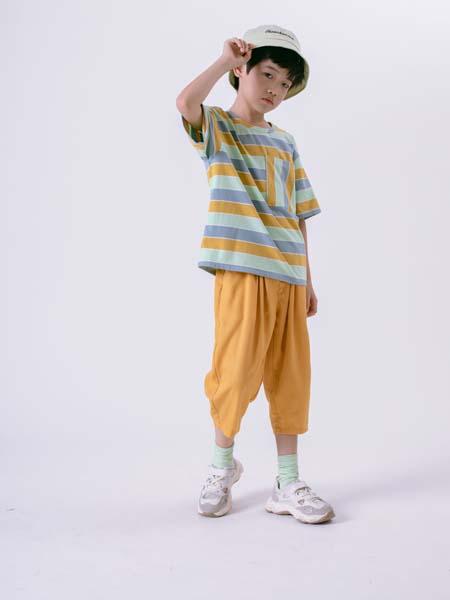 彩色笔童装品牌招商,后期全程免费服务指导